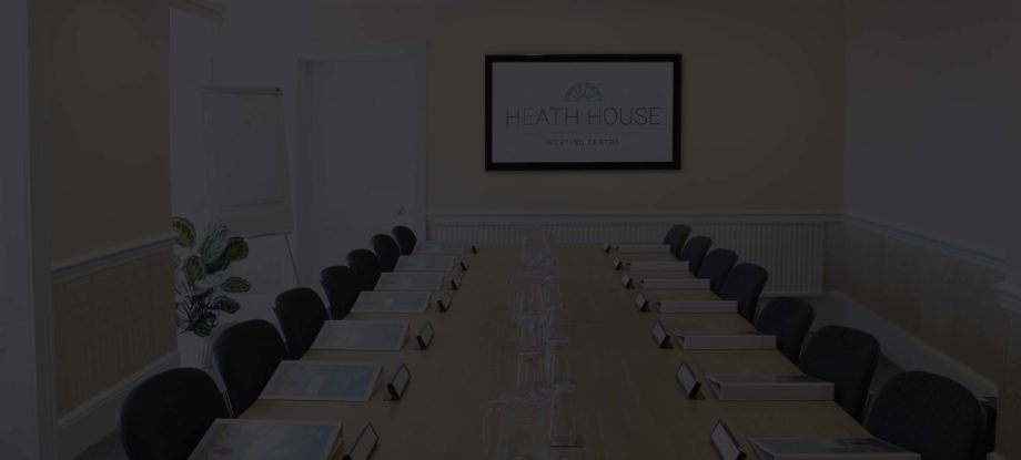 Bromley Meeting Room – Boardroom - Heath House Uttoxeter, Staffordshire