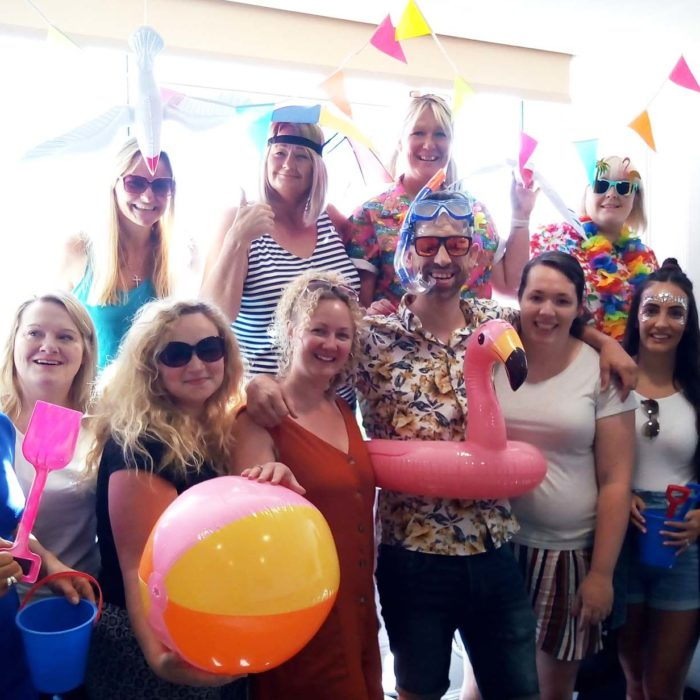 Heath House Conference Centre: Themed Team Meetings