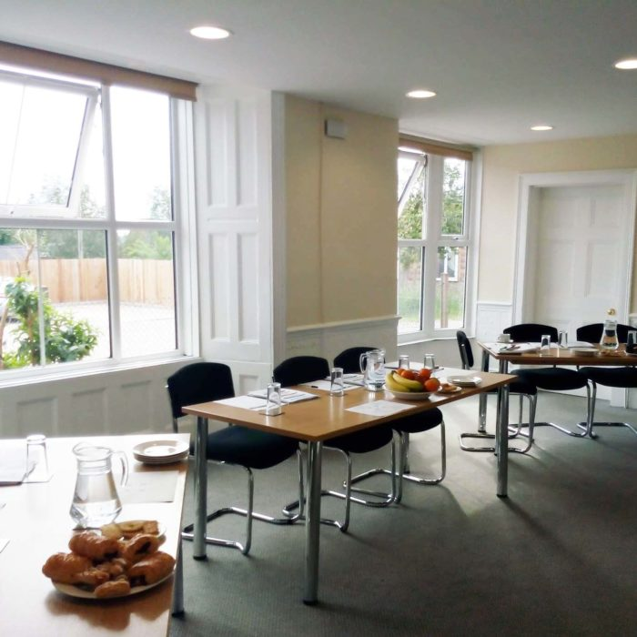 Meeting room at Heath House Conference Centre Uttoxeter