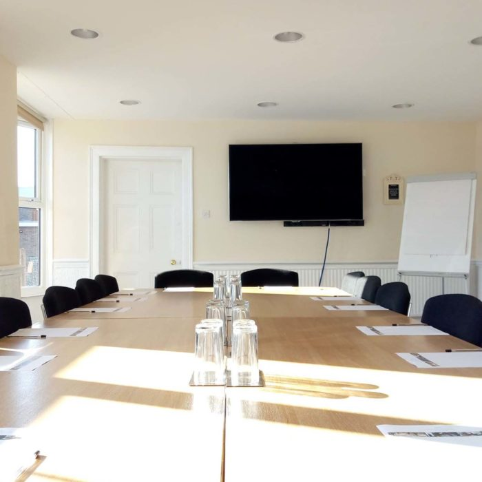 Heath House Conference Centre: Meeting room to seat 20 board room style
