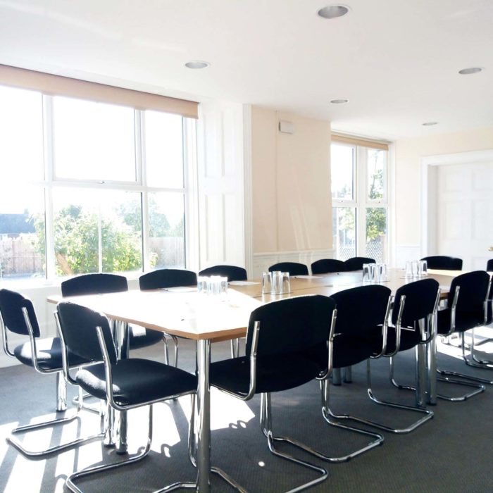 Heath House Conference Centre: Meeting room to seat 16 board room style