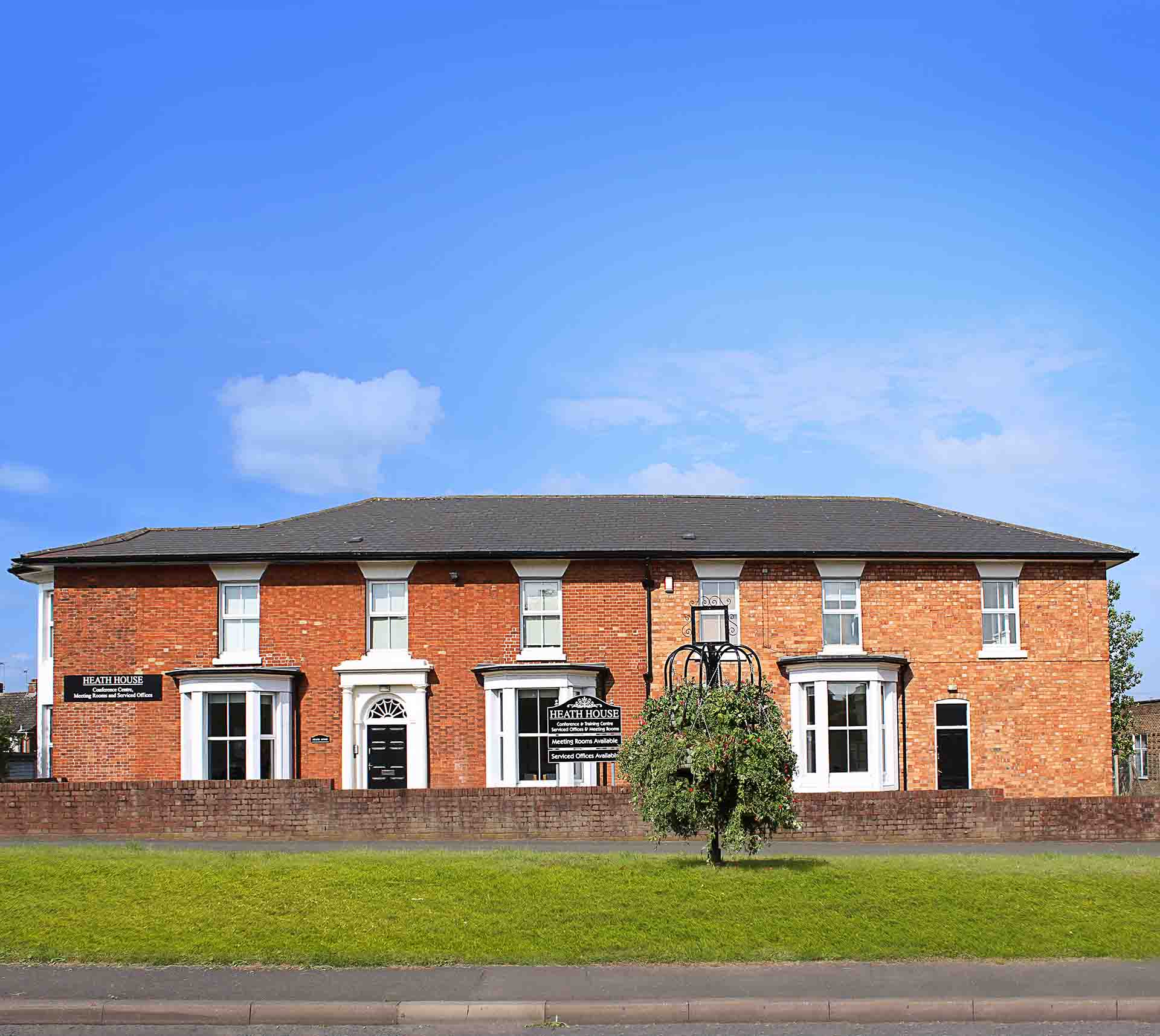 Conference Venue - Heath House CUttoxeter, Staffordshirence