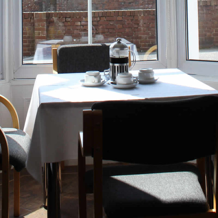 Heath House Conference Centre, Uttoxeter, Staffordshire, Afternoon tea