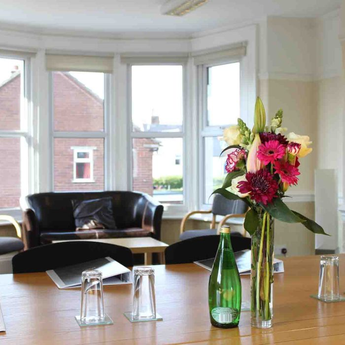 Butterton Meeting room - Heath House Conference Centre, Uttoxeter, Staffordshire