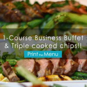 Business Buffet, Single Course at Heath House Conference Centre, Uttoxeter Staffordshire