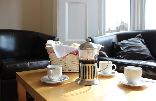 Business Coffee Lounge - Heath House Conference Centre, Uttoxeter, Staffordshire