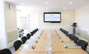 Conference Facilities East Midlands – Heath House Conference Centre, Uttoxeter, Staffordshire near JCB
