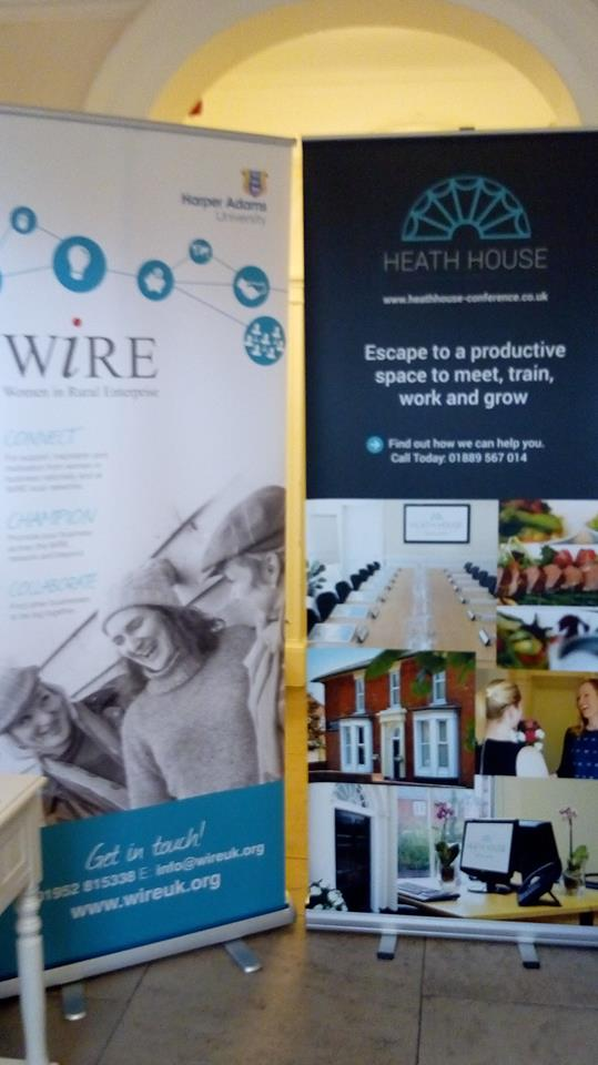 Heath House Conference Centre, Uttoxeter, Staffordshire, UttoxeterWiRE Meetings