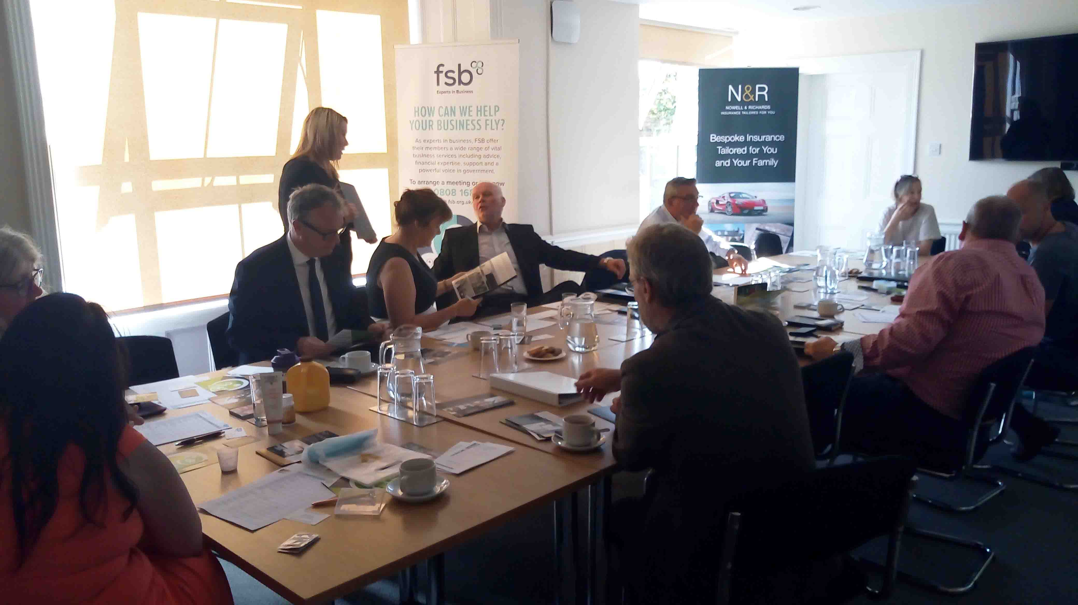Heath House Conference Centre, Uttoxeter , Network B2B Visitors networking event 26june2018