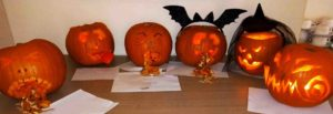 Heath House Conference Centre, Uttoxeter, Staffordshire - Paragon team meeting- pumpkin competition