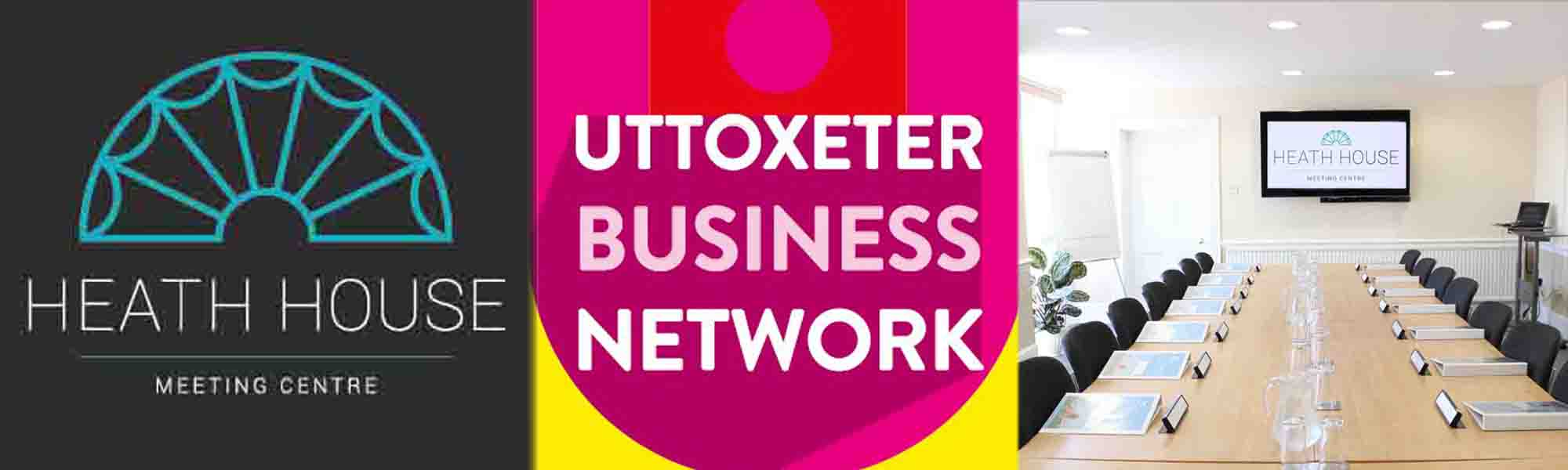 Heath House Conference Centre - Uttoxeter Business Network UBN