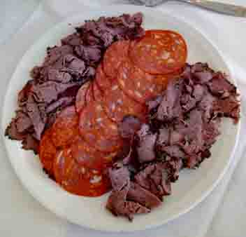 Heath House Conference Centre and Business Hub , Uttoxeter, Staffordshire - Meat Platter