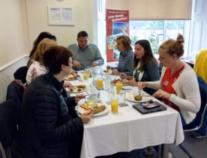 Uttoxeter Business Network Breakfast Meeting at Heath House Conference Centre