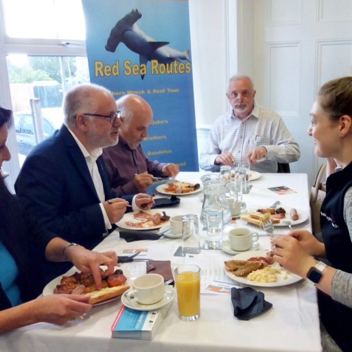 Uttoxeter Business Meeting