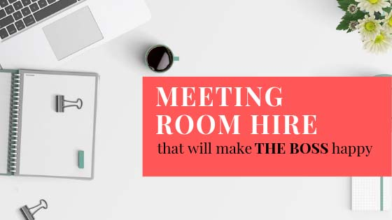 Meeting Room Hire: FInd the best meeting venue