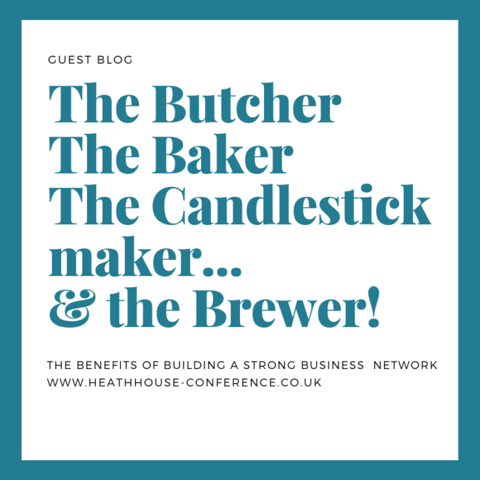 Networking: The benefits of building a strong business network