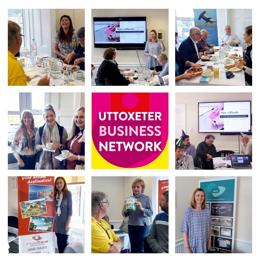 Uttoxeter Business Network at Heath House Conference Centre