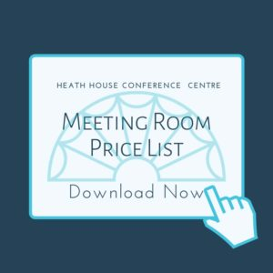 Meeting room cost - Heath House Meeting room cost