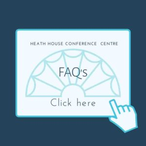 Meeting room FAQ's - Heath House COnference Centre East Midlands