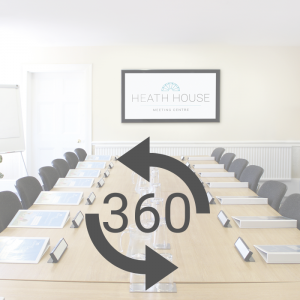 virtual tour of meeting facilities Bromley suite