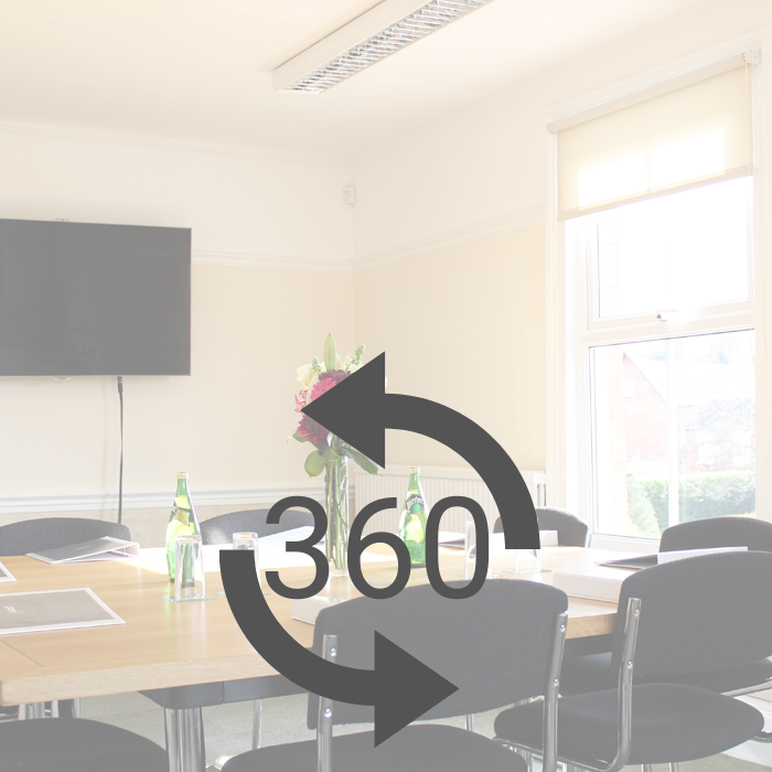 virtual tour of boardroom