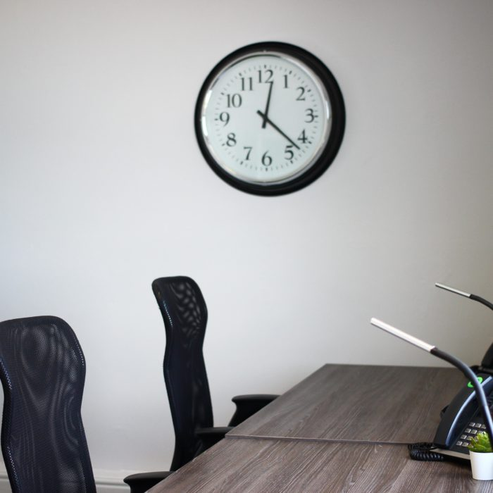 Executive style serviced offices