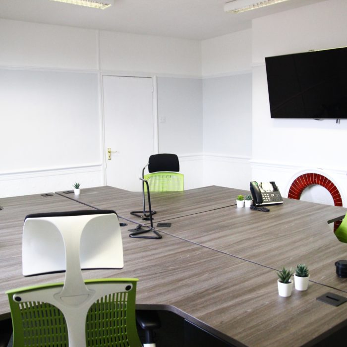 Serviced office space at Heath House Business Centre Uttoxeter