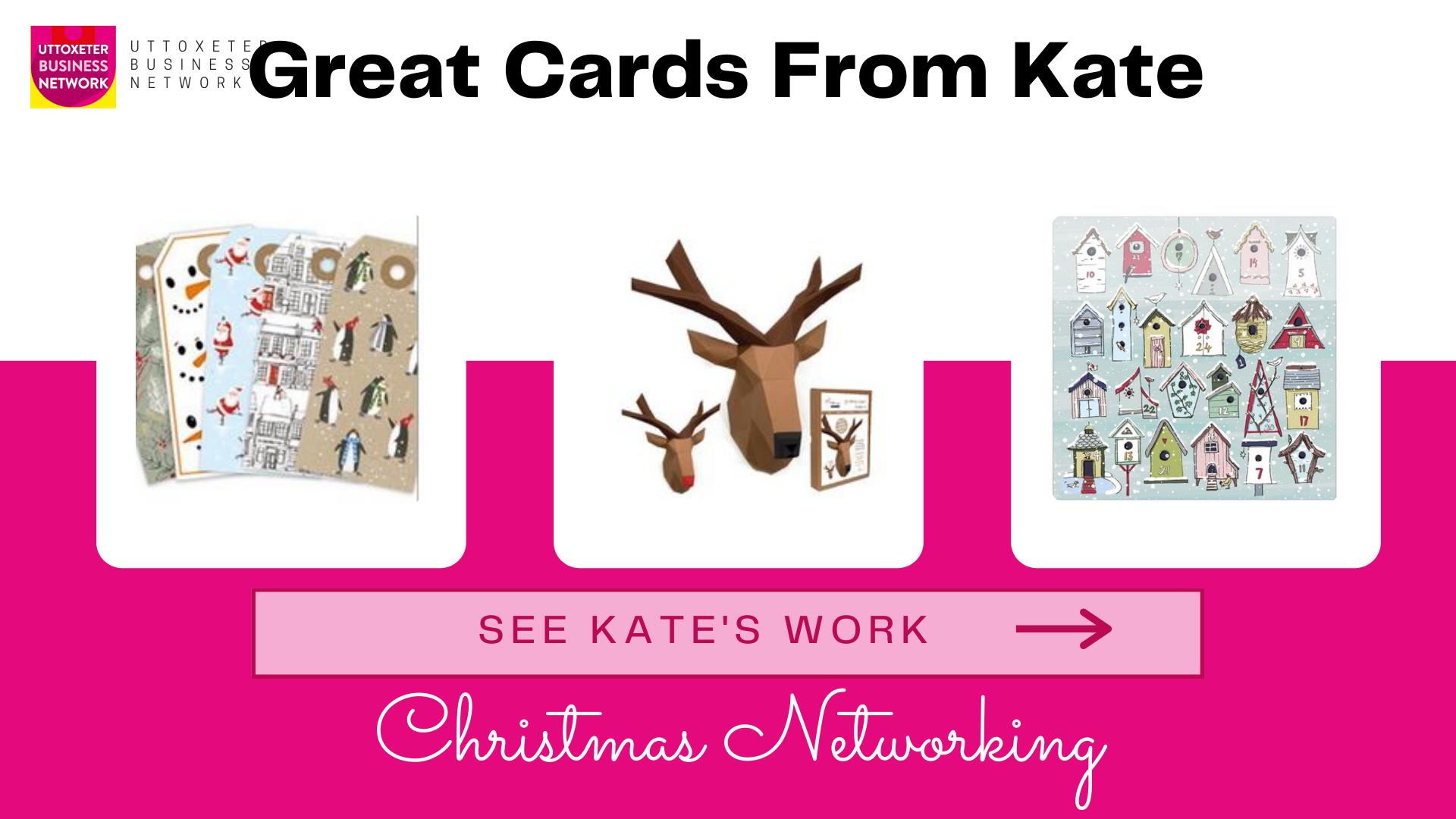Great cards from Kate