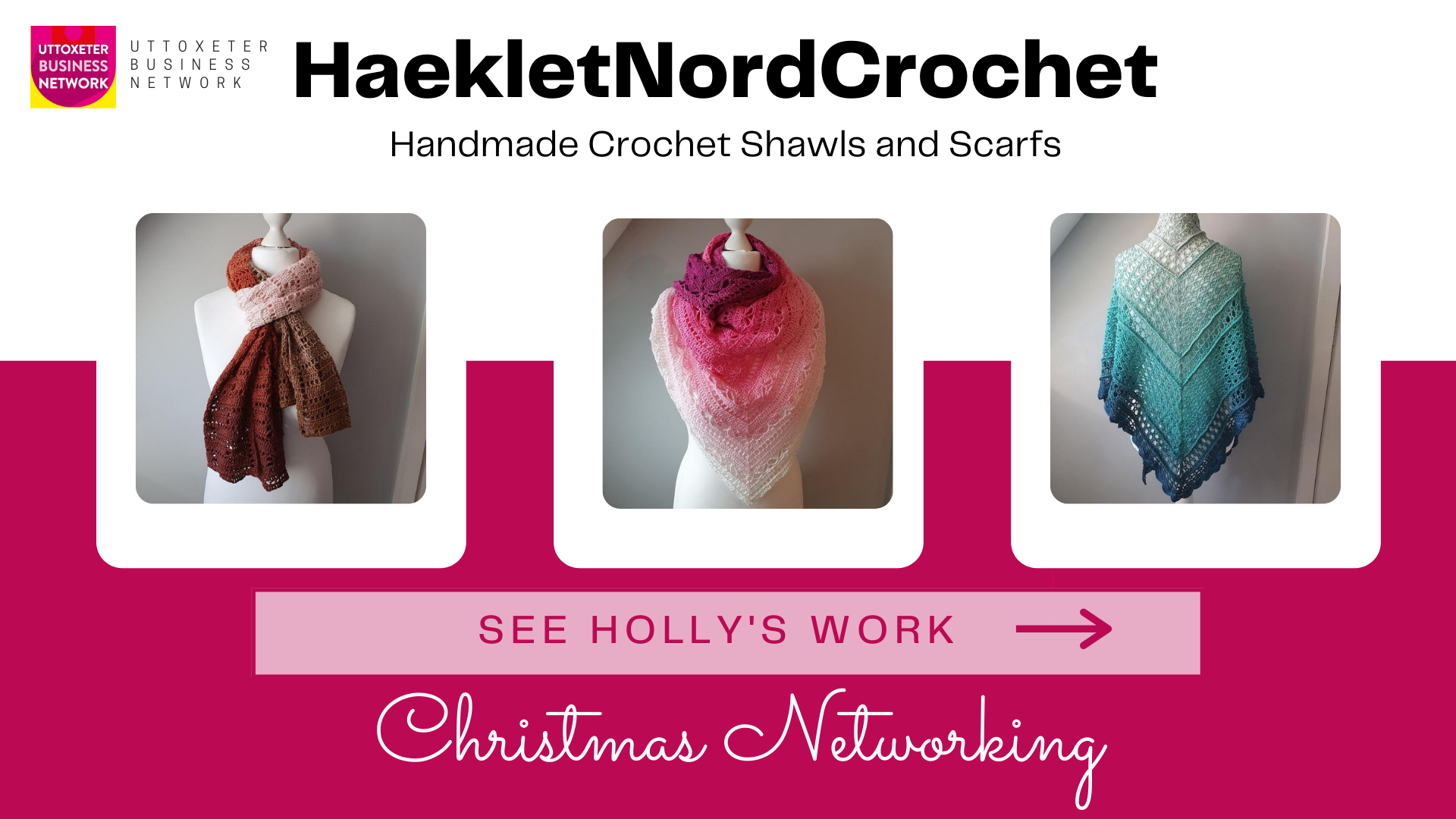 Holly - Christmas Netowrking