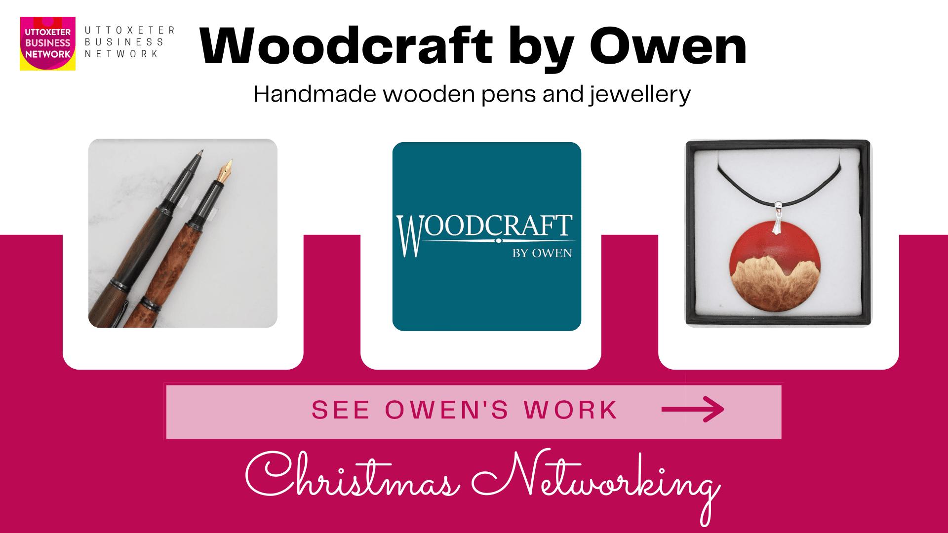 Woodcraft by Owen - christmas market