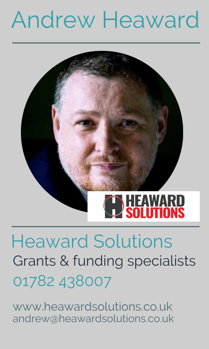 Andrew Heaward