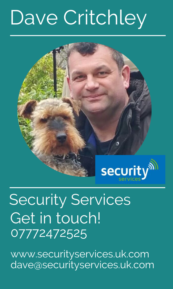 Dave Critchley - Security Services