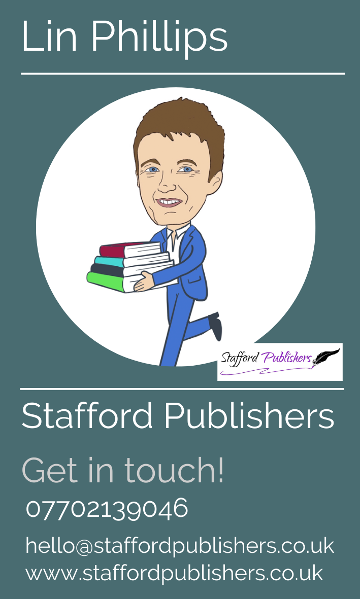 Lin Phillips stafford publishers