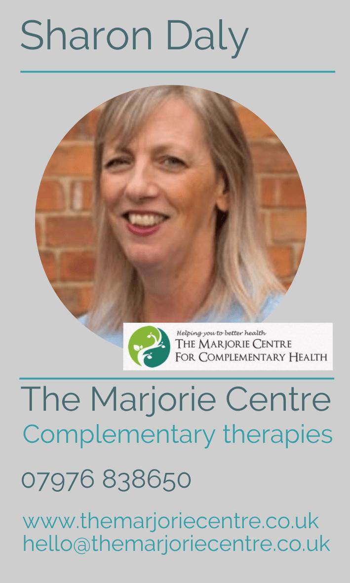 Sharon Daly Marjorie Centre